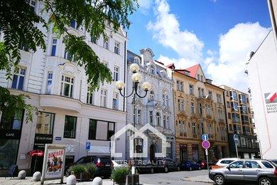 Pronájem, byt 1+1, 42 m², Ostrava - Moravská Ostrava, Jiráskovo náměstí, Ev.č.: 00448