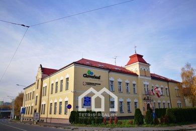 Pronájem, kanceláře, 161 m², Ostrava - Zábřeh, ul. Dolní, Ev.č.: 00455