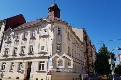 Pronájem, byt 3+kk, 56 m², Ostrava - Moravská Ostrava, ul. Husova, Ev.č.: 00457