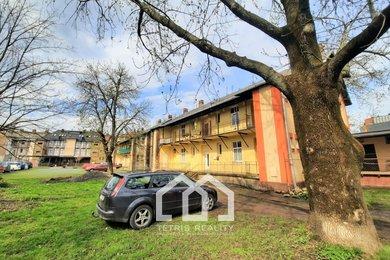 Pronájem, bytu 1+1, 47 m², Ostrava - Mariánské Hory, ul. Bendlova, Ev.č.: 00470