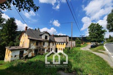 Prodej, ubytovací zařízení, 598 m², Vítkov, Zálužné, Ev.č.: 00481