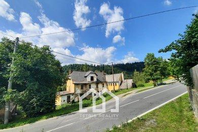 Prodej, dům, 598 m², Vítkov, Zálužné, Ev.č.: 00483