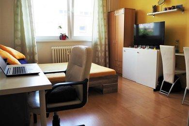 Pronájem, Byty 1+kk, 25m² - Brno - Černá Pole, Ev.č.: 00027