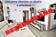 Vyškov - Dědice, byt OV 2+1, po rekonstrukci, šatna, balkon, sklep - byt