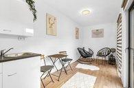 Chata 34 m2, dispozice 2+kk, nová, rozvody, sanita, dodání do 4 týdnů - chata