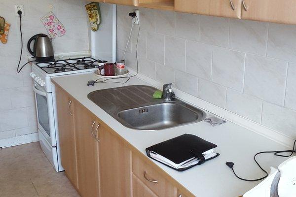 Nabízíme výměnu bytu 2+1 na ulici Pod Kaštany v Brně