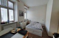 Pronájem bytu 1+kk, 32 m² - v centru Brna - ul. Koliště