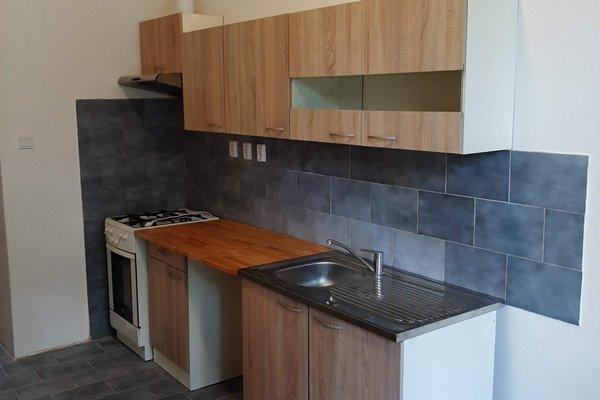 Nabízíme pronájem bytu 2+1 v centru Brna na ulici Cyrilská
