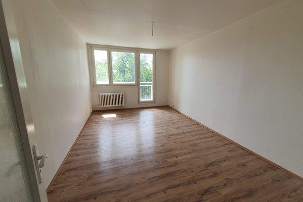 Pronájem bytu 2+1, 58 m² - ul. Bieblova, Brno