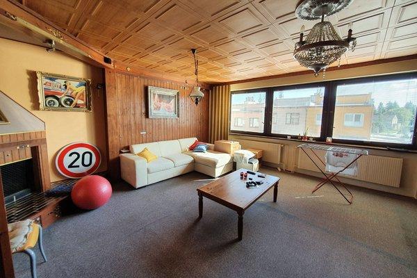 Pronájem bytu 1+1, 62 m² - ul. Ladova, Brno
