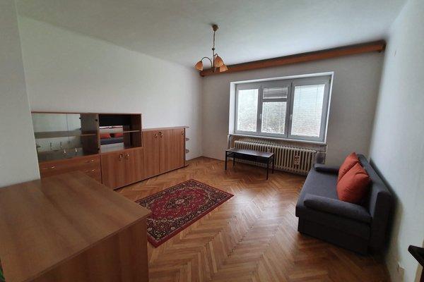 Pronájem bytu 2+1, 54 m² - Tábor, Brno