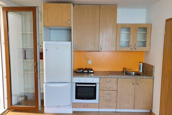 Pronájem bytu 2+kk, 48m² - ul. Úpatní, Brno