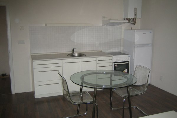 Pronájem bytu 2+kk, 43 m², ul. Elgartova, Brno