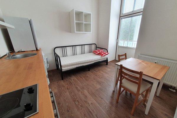 Pronájem bytu 1+kk, 28m² - ul. Koliště, Brno