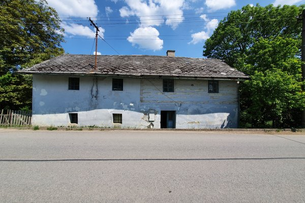 Prodej RD, ZP 208 m² - v obci Trpín