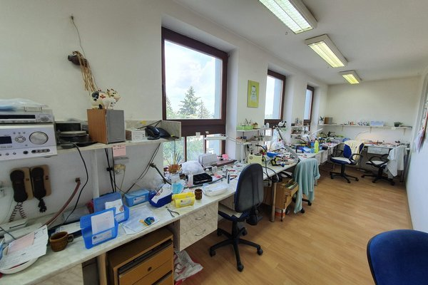 Pronájem nebytových prostor, 87 m² (105 m2) - ul. Úpatní, Brno
