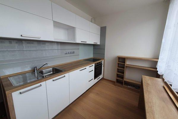Pronájem bytu 1+kk, 30 m² - ul. Markůvky, Brno
