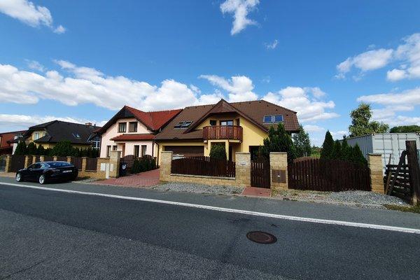 Prodej RD, 240 m² - ul. Rolencova, Brno - Brněnské Ivanovice