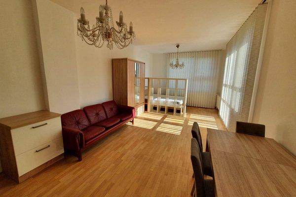 Pronájem bytu 1+kk, 45 m² + terasa - ul. Úpatní, Brno