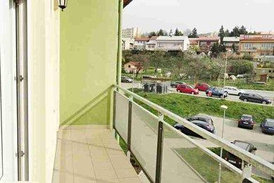 Pronájem novostavby bytu 2+kk s terasou, Brno-Medlánky