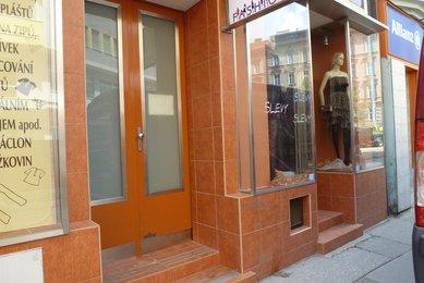 Pronájem komerčního prostoru 20 m², Brno-Zábrdovice