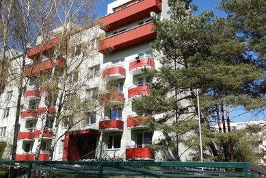 Hezký byt v OV 2+1, CP: 61 m², ulice Černého, Brno-Bystrc