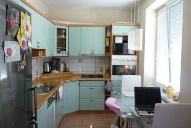 Cihlový byt v OV 2+1,ul. Vranovská, Brno-Zábrdovice