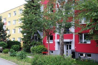 Prodej hezkého bytu 2+1 v OV (CP 61 m²), ulice Laštůvkova, Brno-Bystrc