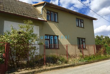 RD-chalupa Kozárov, okr. Blansko, CP: 407 m²