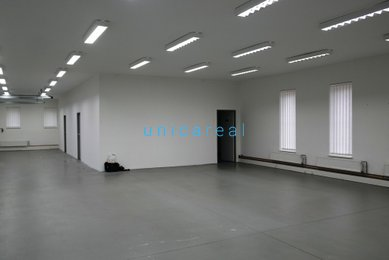 Pronájem komerčních (obchodních, kancelářských) prostor (CP 223 m²), ulice Osová, Starý Lískovec