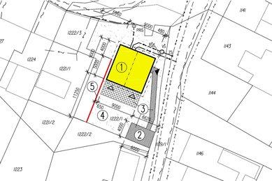 Prodej stavebního pozemku v Oslavanech 423 m²