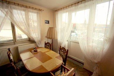Prodej rodinného domu s garáží a zahradou, Brno-Židenice