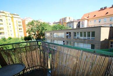Luxusní byt v centru Brna s výhledem do Botanické zahrady