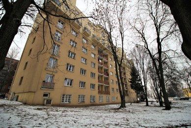 Byt s krásným výhledem 3+kk, Brno-Černovice