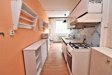 Prodej slunného bytu 2+1, 53m² na Sídlišti Osvobození ve Vyškově