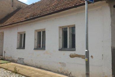 Dům v Oslavanech s projektem