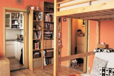 Prodej bytu 2+1 o výměře 45 m2 v blízkosti centra města