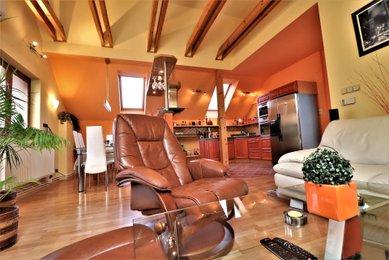 Prodej rodinného domu s velkou garáží, Šebrov-Kateřina, okr. Blansko