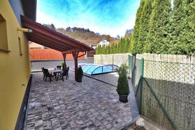 Prodej  rodinného domu  s  prostornou garáží, Šebrov-Kateřina, okr. Blansko
