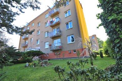 Pronájem bytu v OV 2+1, ul. Bačovského, Brno-Líšeň