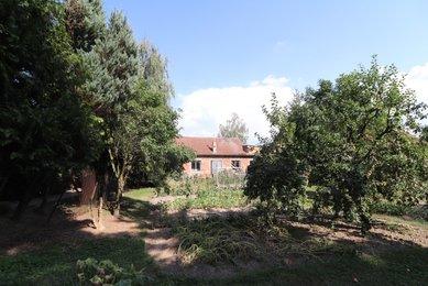 Prodej, dům se zavedenou restaurací a velikou zahradou 1921m² - Nesovice