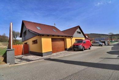 Prodej skladovacího prostoru s bytovou jednotkou 2+kk, obec Šebrov-Kateřina, okres Blansko