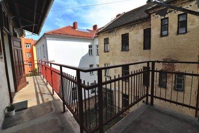 Prodáno - Činžovní dům, 16 bytů - Brno - Zábrdovice