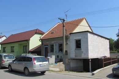 Prodej rodinného domu 3+kk v rekonstrukci ve Vyškově Hamiltonech