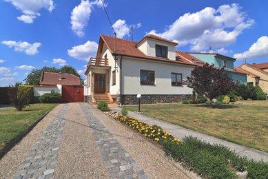 Prodej rodinného domu 5+kk, obec Tvarožná, Brno-venkov