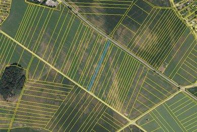 Prodej pozemku  1489m² v k.ú. Brno-Žebětín, zemědělská půda