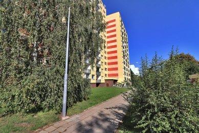PRODÁNO-Prodej bytu v OV 1+1, ul. Horácké nám., Brno-Řečkovice