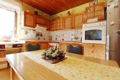 Prodáno - Prodej rodinného domu 3+kk s garáží, Rajhradice, Brno-venkov