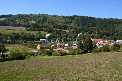 Prodej objektu ke komerčnímu využití u R43 v obci Brněnec - Moravská Chrastová, ZP:1168m2, CP: 7019m2