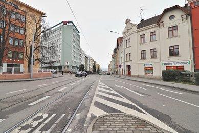Prodej obchodního prostoru, Brno- Černá Pole, ul. Merhautova